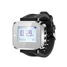 restaurant wireless calling system watch pager